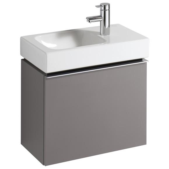 keramag icon xs waschtischunterschrank front und korpus platin hochglanz 840054000 reuter. Black Bedroom Furniture Sets. Home Design Ideas