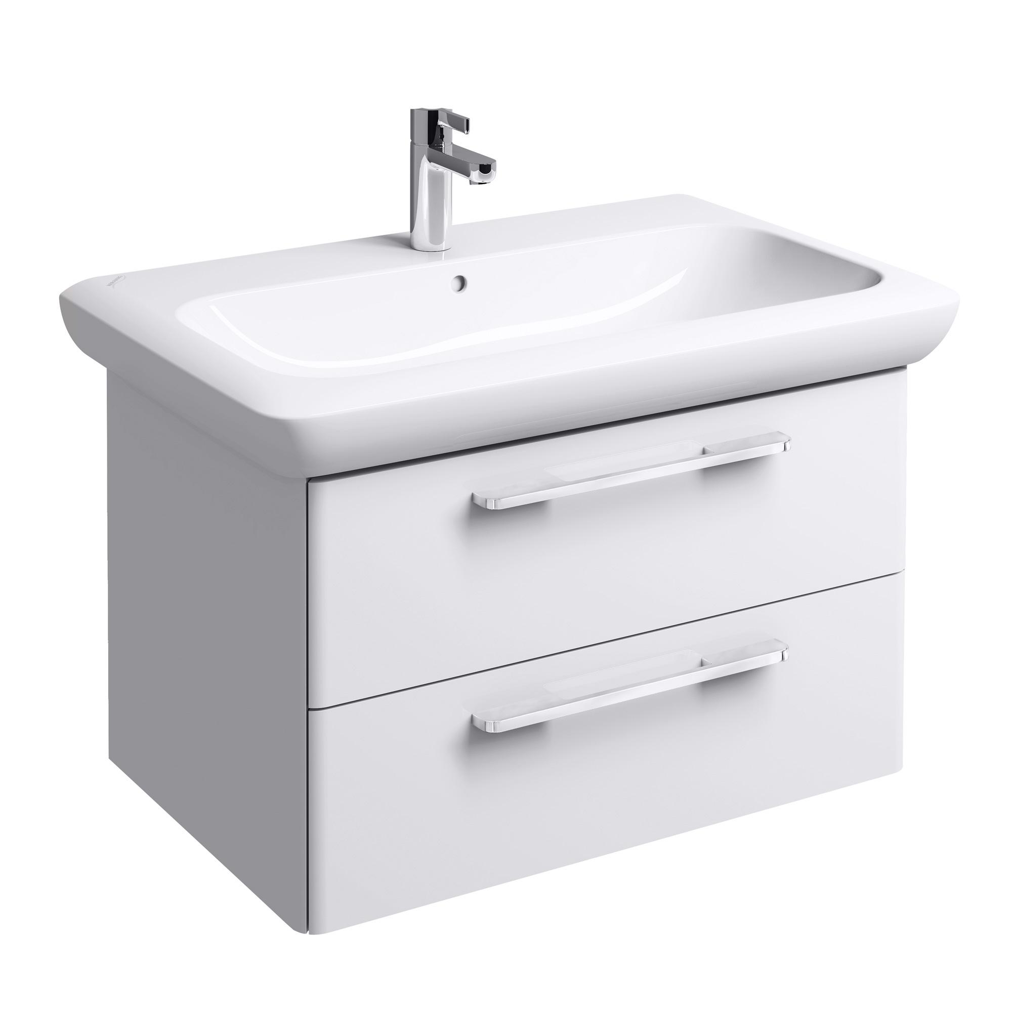 keramag it waschtischunterschrank wei hochglanz. Black Bedroom Furniture Sets. Home Design Ideas