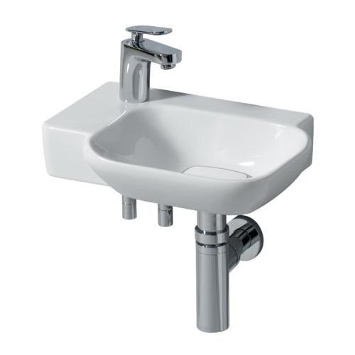 keramag myday handwaschbecken wei 125440000 reuter onlineshop. Black Bedroom Furniture Sets. Home Design Ideas