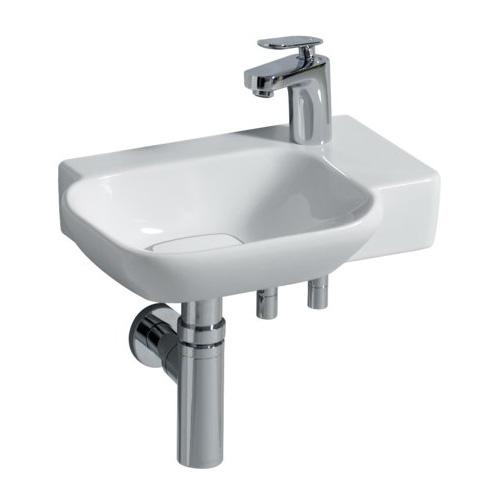 keramag myday handwaschbecken wei 125540000 reuter onlineshop. Black Bedroom Furniture Sets. Home Design Ideas