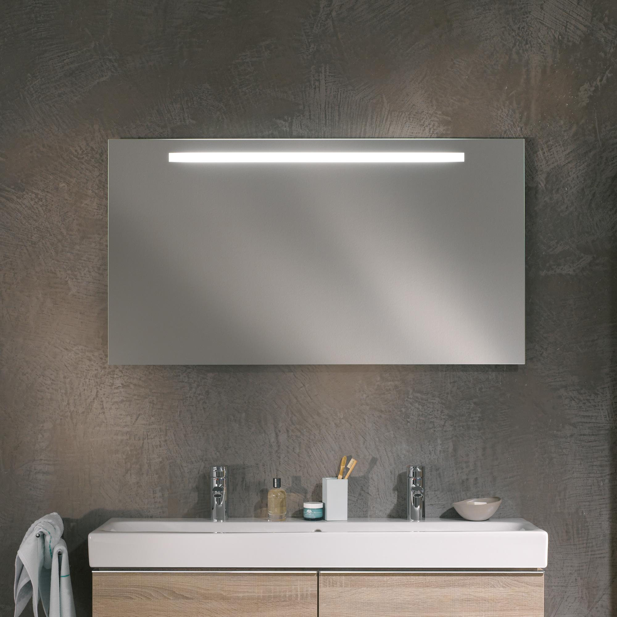 keramag option lichtspiegel 800420000 reuter onlineshop. Black Bedroom Furniture Sets. Home Design Ideas