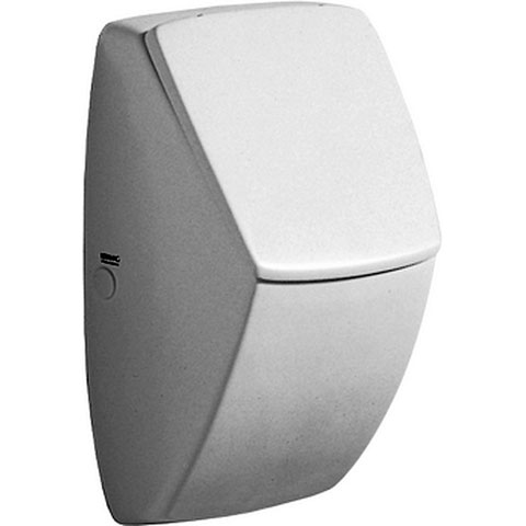 keramag pareo wand urinal b 30 h 52 t 26 5 cm wei mit. Black Bedroom Furniture Sets. Home Design Ideas