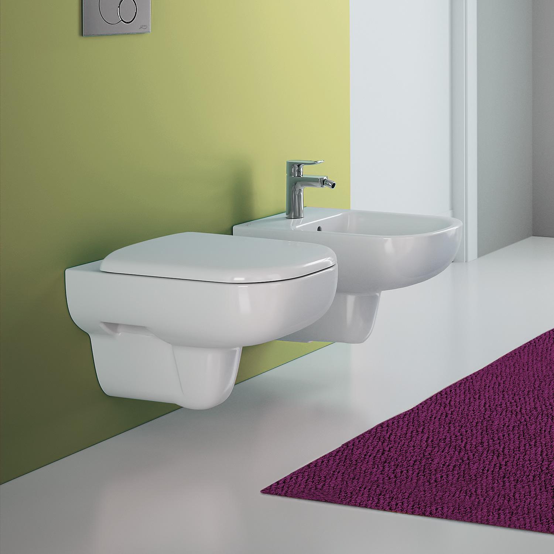 keramag smyle tiefsp l wc l 54 b 35 cm wandh ngend ohne sp lrand wei 205560000 reuter. Black Bedroom Furniture Sets. Home Design Ideas