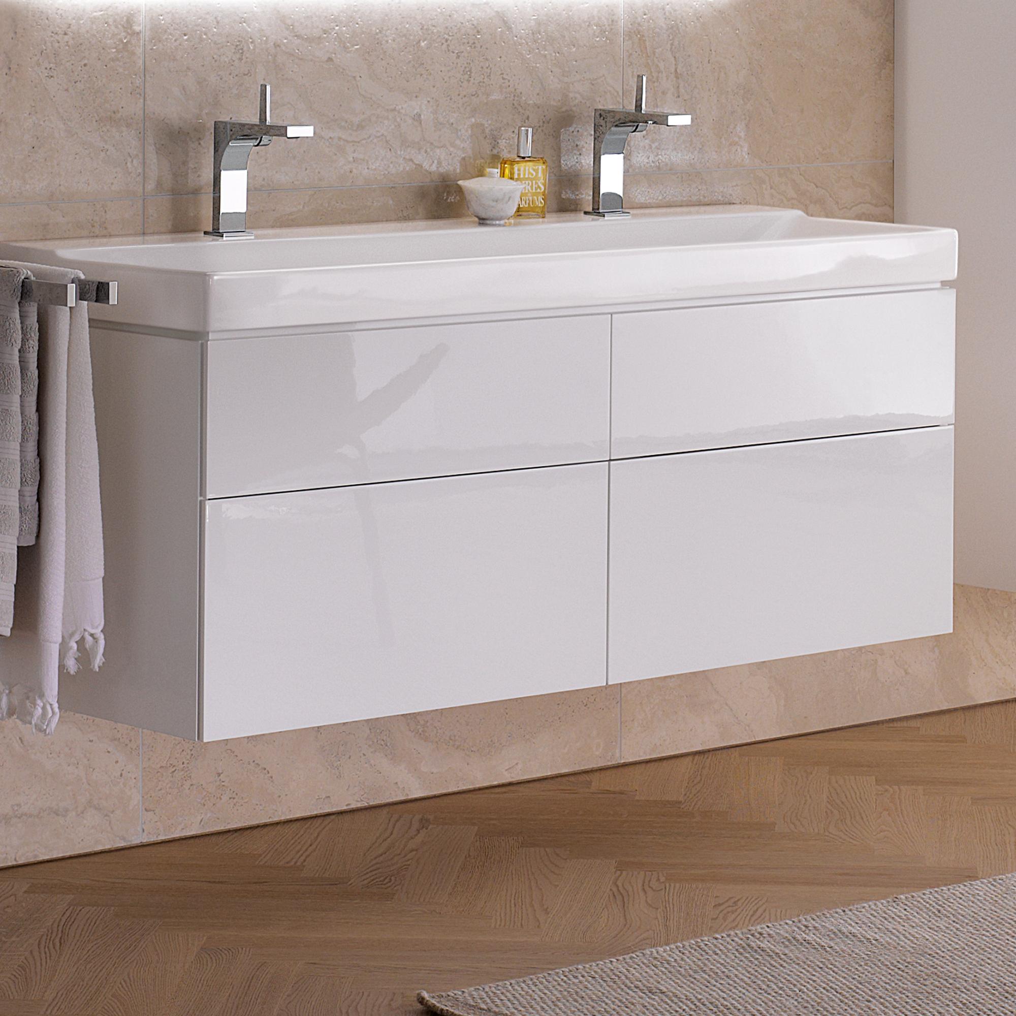 keramag xeno waschtischunterschrank b 117 4 h 53 t 46. Black Bedroom Furniture Sets. Home Design Ideas