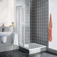 kermi nova 2000 pendelt r mit festfeld eckeinstieg halbteil. Black Bedroom Furniture Sets. Home Design Ideas
