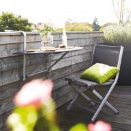 Kettler Basic Plus Balkonklappstuhl