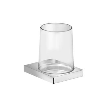 keuco edition 11 wandhalter mit glas 11150019000 reuter onlineshop. Black Bedroom Furniture Sets. Home Design Ideas