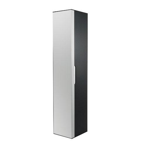 keuco edition 300 hochschrank mit 1 t r sahara anthrazit 30310403901 reuter onlineshop. Black Bedroom Furniture Sets. Home Design Ideas