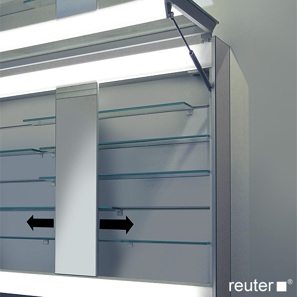 keuco edition 300 spiegelschrank 30201171201 reuter onlineshop. Black Bedroom Furniture Sets. Home Design Ideas