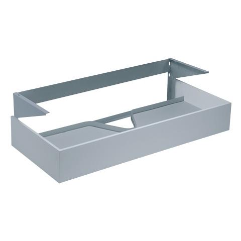 keuco edition 300 waschtisch unterbau wei alpin hochglanz 30382002100 reuter onlineshop. Black Bedroom Furniture Sets. Home Design Ideas