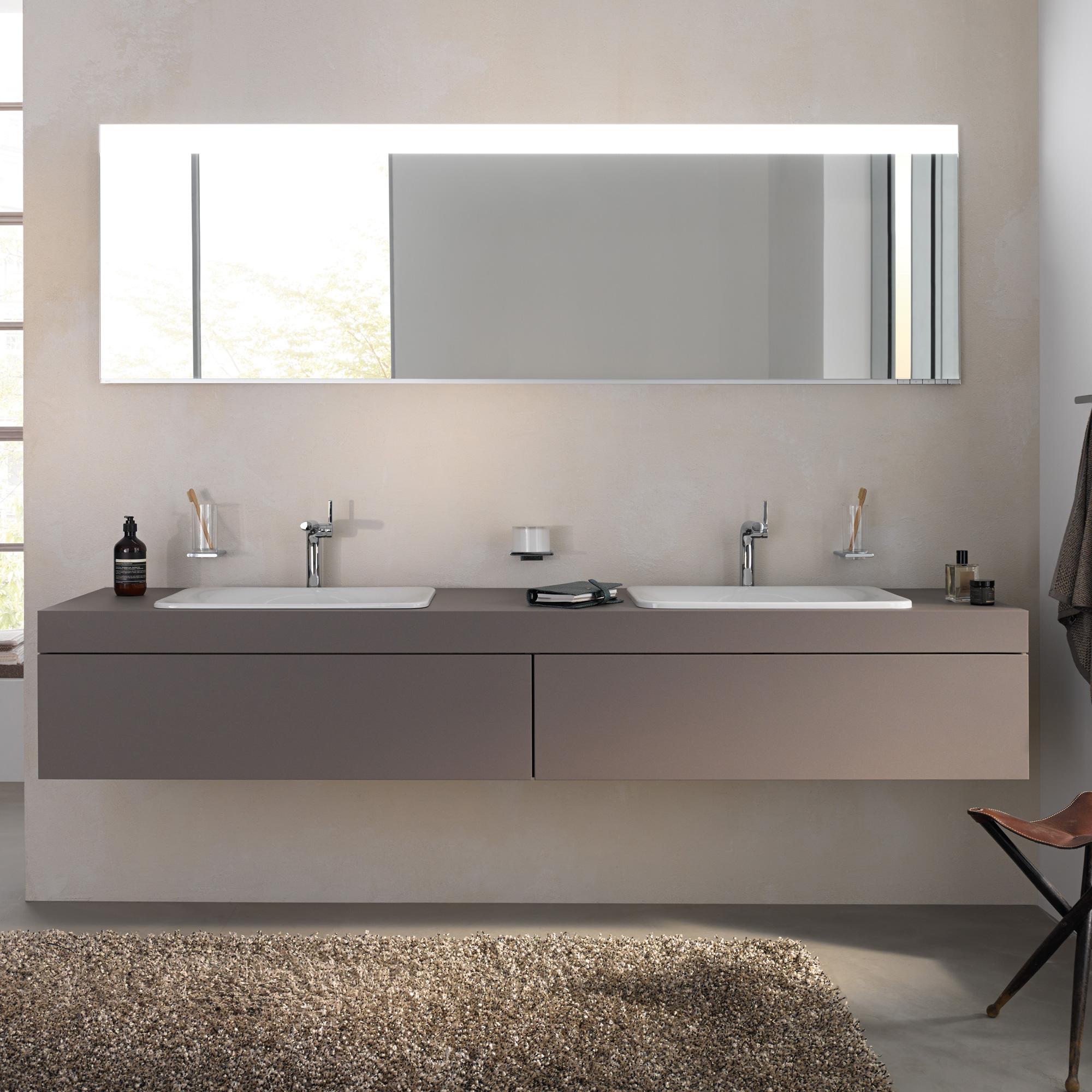 keuco edition 400 einbauwaschtisch 31570311600 reuter onlineshop. Black Bedroom Furniture Sets. Home Design Ideas