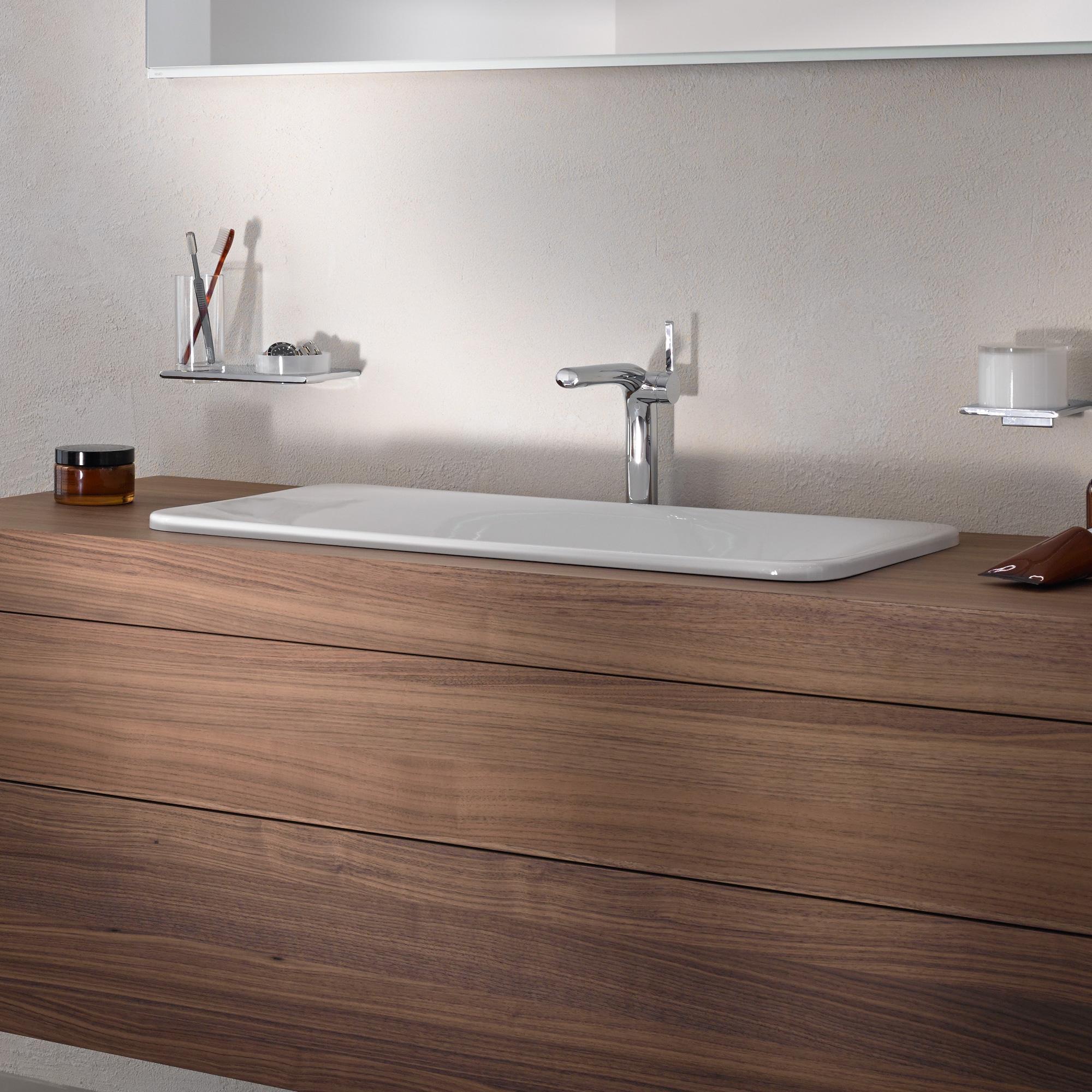 keuco edition 400 einbauwaschtisch 31580311600 reuter onlineshop. Black Bedroom Furniture Sets. Home Design Ideas