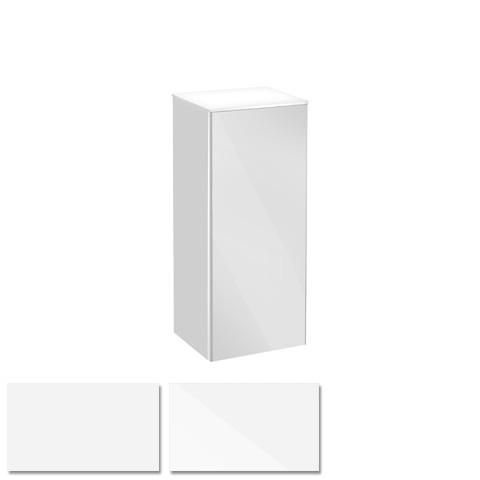 keuco royal reflex mittelschrank mit 1 t r front glas wei korpus wei glanz 34020210002. Black Bedroom Furniture Sets. Home Design Ideas