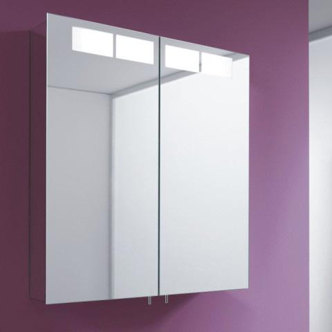 keuco royal t1 spiegelschrank 12602171301 reuter. Black Bedroom Furniture Sets. Home Design Ideas