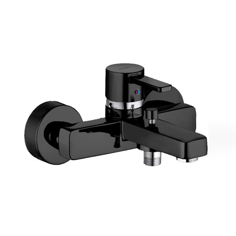 kludi zenta wannenf ll und brause einhandmischer chrom. Black Bedroom Furniture Sets. Home Design Ideas
