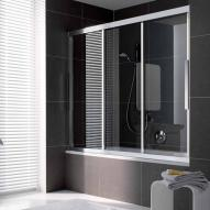 koralle badewannenabtrennungen reuter onlineshop. Black Bedroom Furniture Sets. Home Design Ideas