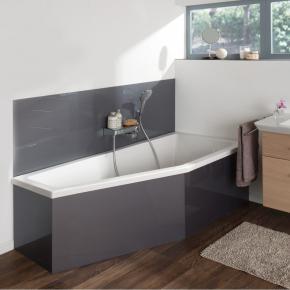 koralle t200 raumspar badewanne wei k69897000 reuter onlineshop. Black Bedroom Furniture Sets. Home Design Ideas