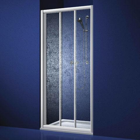 duschabtrennung schiebetr kunststoff duschabtrennung schiebetr duschkabine eckeinstieg - Dusche Schiebetur Dreiteilig