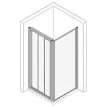 koralle twiggy top duschschiebet r 3 teilig f r trennwand oder nische l65968502524 reuter. Black Bedroom Furniture Sets. Home Design Ideas