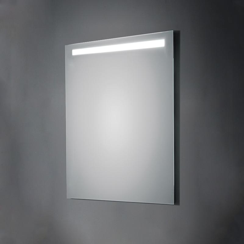 koh i noor led spiegel mit oberbeleuchtung l45752 reuter onlineshop. Black Bedroom Furniture Sets. Home Design Ideas
