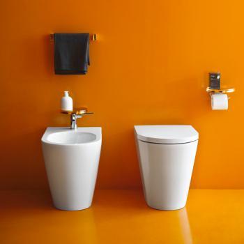 kartell by laufen stand tiefsp l wc wei 8233310000001 reuter onlineshop. Black Bedroom Furniture Sets. Home Design Ideas