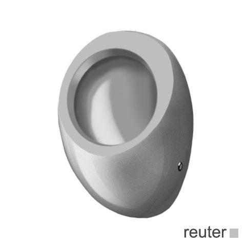 laufen alessi one absauge urinal ohne deckel b 32 5 h 58 5 t 29 cm wei mit clean coat. Black Bedroom Furniture Sets. Home Design Ideas
