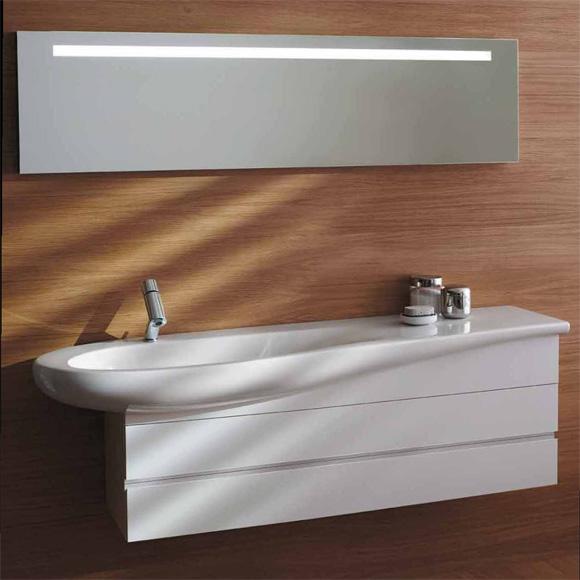 laufen alessi one waschtischunterbau b 132 h 49 t 32 cm. Black Bedroom Furniture Sets. Home Design Ideas