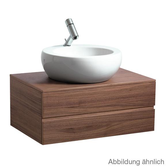 laufen alessi one waschtischunterbau 2 schubladen wei. Black Bedroom Furniture Sets. Home Design Ideas