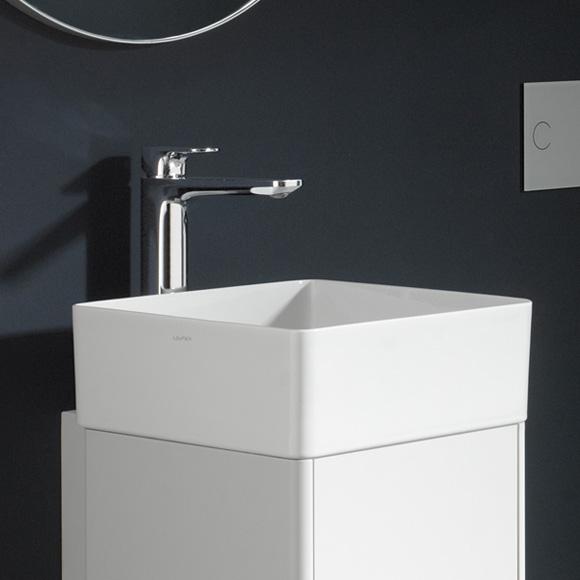 laufen living square waschtisch b 36 t 36 cm wei mit. Black Bedroom Furniture Sets. Home Design Ideas