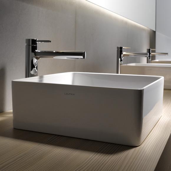laufen living square waschtisch b 60 t 34 cm wei 8114340001121 reuter onlineshop. Black Bedroom Furniture Sets. Home Design Ideas