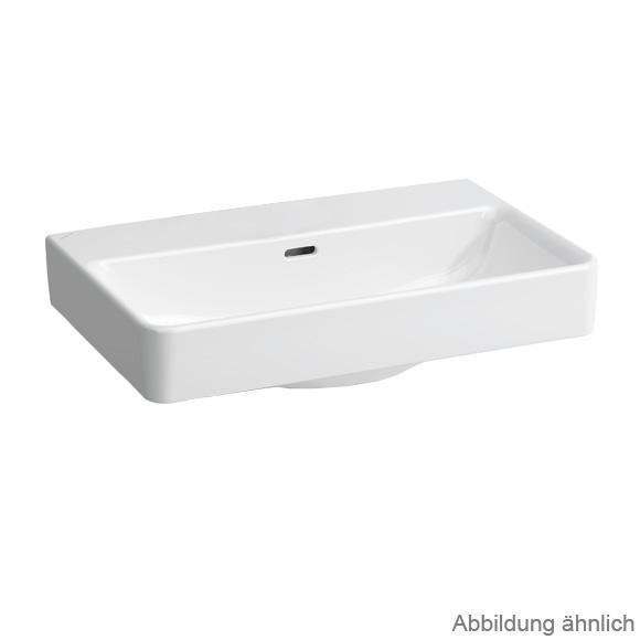 laufen pro s compact waschtisch wei ohne hahnloch. Black Bedroom Furniture Sets. Home Design Ideas
