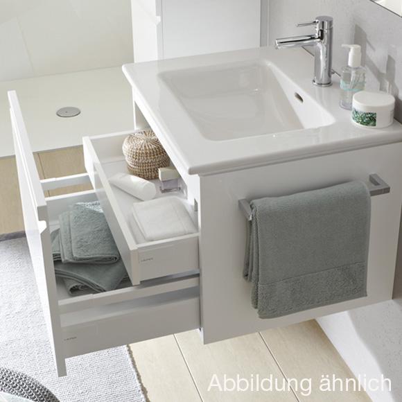 laufen pro s waschtisch u waschtischunterschrank 1 schublade innenschublade wenge. Black Bedroom Furniture Sets. Home Design Ideas