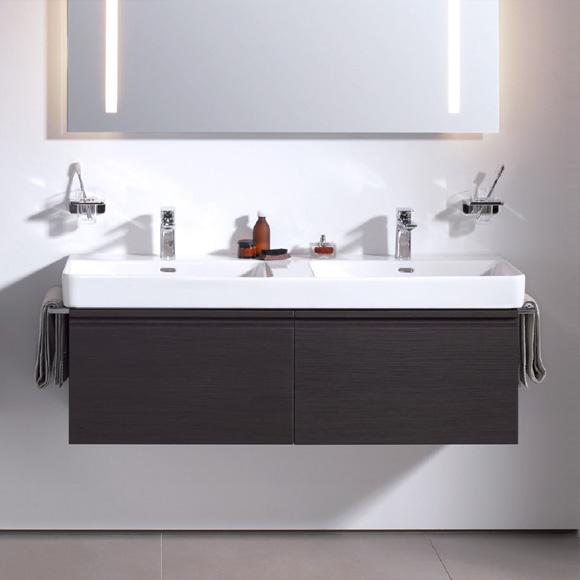 laufen pro s waschtischunterbau 2 schubladen wenge 4835710964231 reuter onlineshop. Black Bedroom Furniture Sets. Home Design Ideas