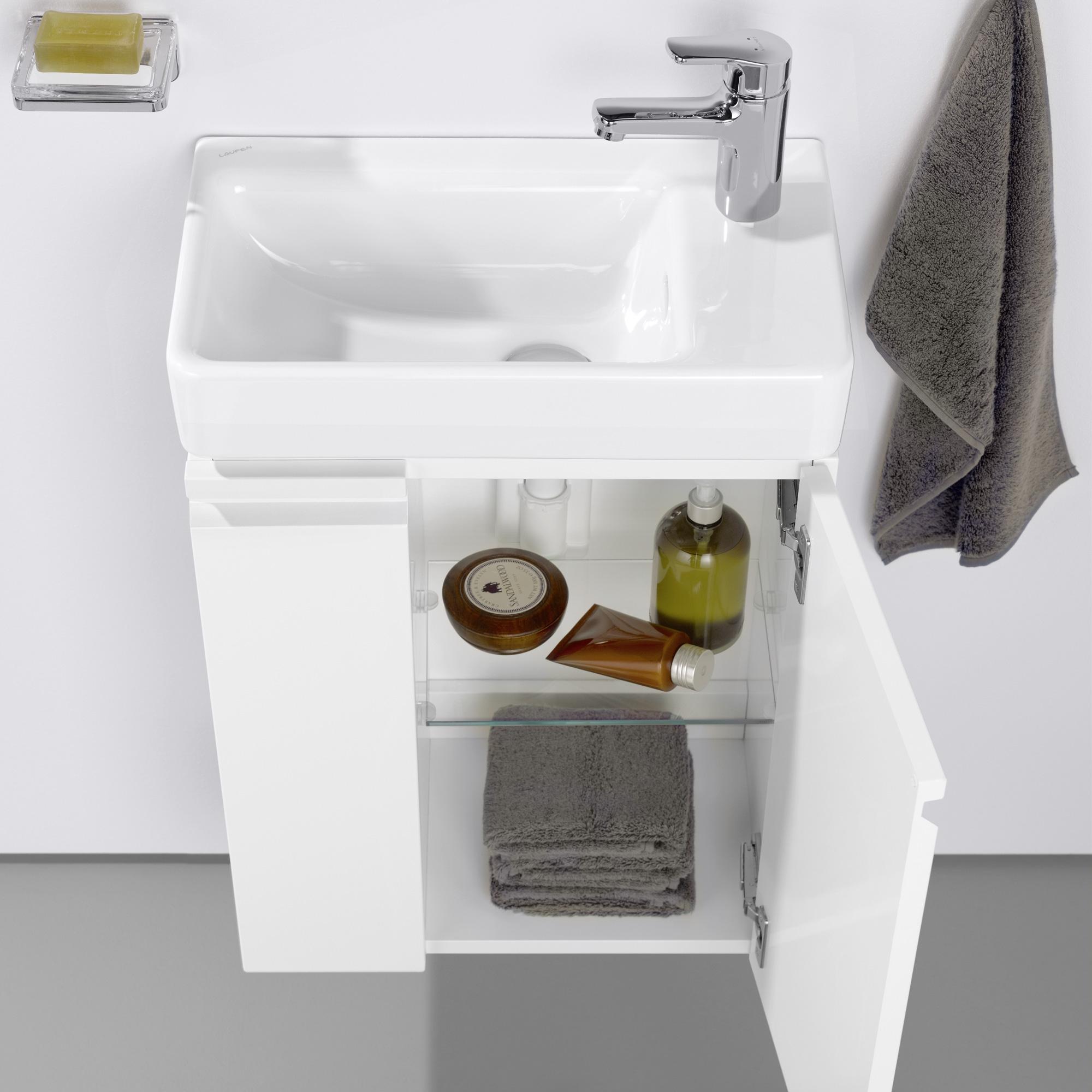 laufen pro s handwaschbecken unterbau wei 4830020954631 reuter. Black Bedroom Furniture Sets. Home Design Ideas