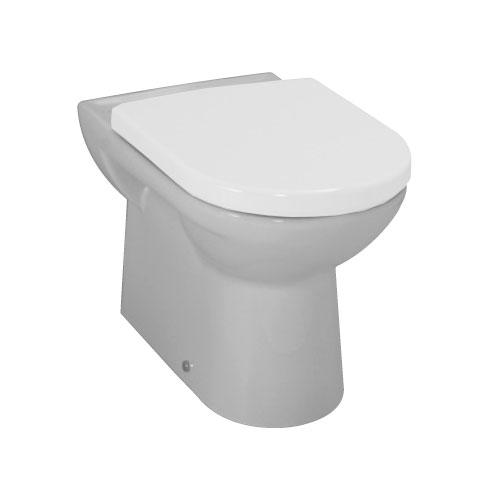 laufen pro stand tiefsp l wc l 58 b 36 cm wei mit clean coat 8229514000001 reuter onlineshop. Black Bedroom Furniture Sets. Home Design Ideas
