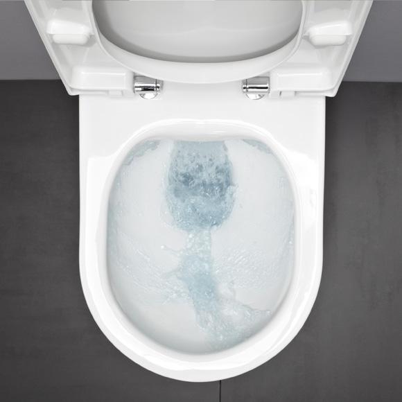 laufen pro wand tiefsp l wc l 53 b 36 cm sp lrandlos. Black Bedroom Furniture Sets. Home Design Ideas