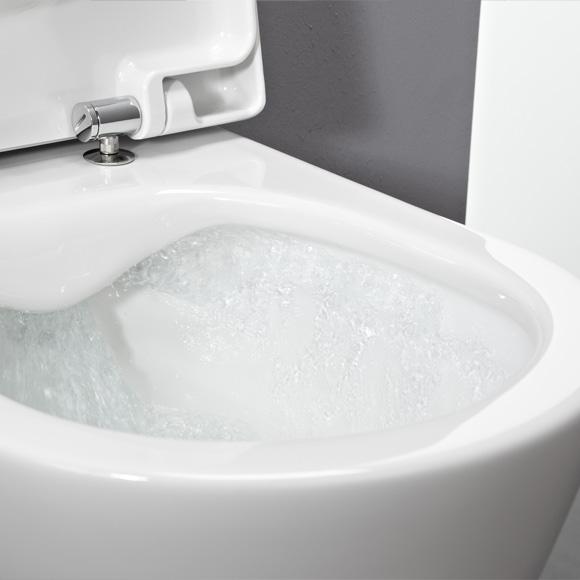 laufen pro wand tiefsp l wc l 53 b 36 cm sp lrandlos wei mit clean coat 8209664000001. Black Bedroom Furniture Sets. Home Design Ideas