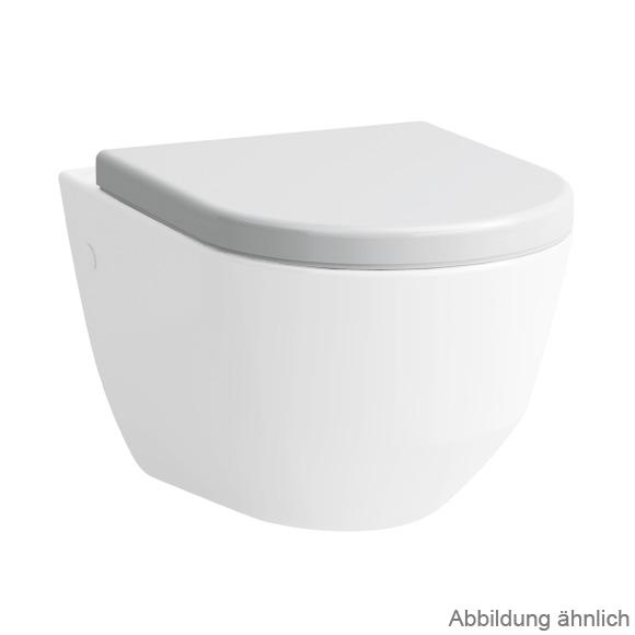 laufen pro wc sitz mit deckel abnehmbar pergamon 8969500490001 reuter onlineshop. Black Bedroom Furniture Sets. Home Design Ideas