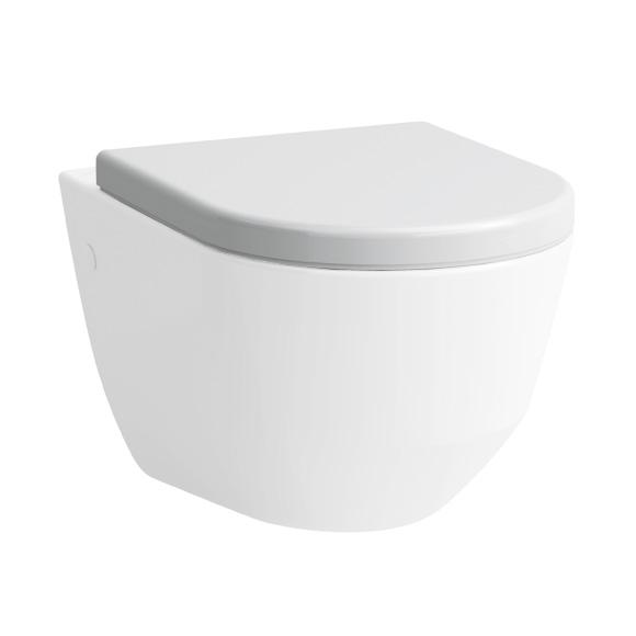 laufen pro wc sitz mit deckel und absenkautomatik abnehmbar wei 8969513000001 reuter. Black Bedroom Furniture Sets. Home Design Ideas
