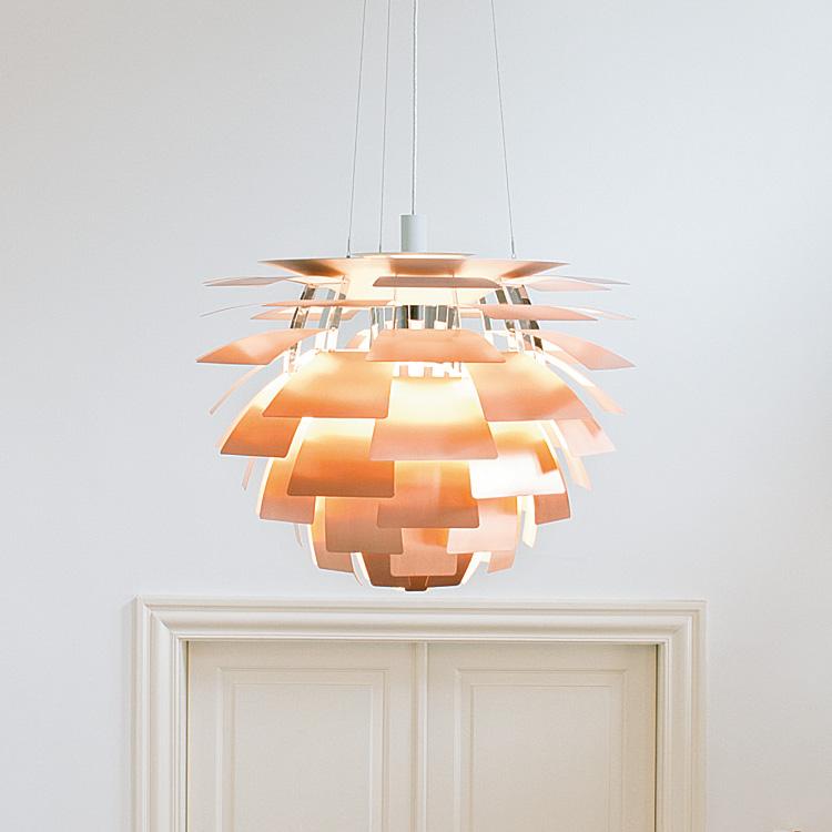 louis poulsen ph artichoke zapfen pendelleuchte 5741092123 reuter onlineshop. Black Bedroom Furniture Sets. Home Design Ideas