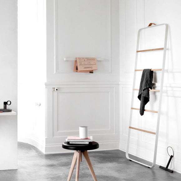 menu comfort handtuchleiter wei eiche 7800679 reuter onlineshop. Black Bedroom Furniture Sets. Home Design Ideas