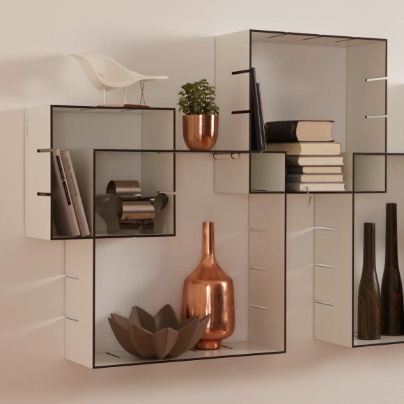 regal stecksystem preisvergleiche erfahrungsberichte und kauf bei nextag. Black Bedroom Furniture Sets. Home Design Ideas