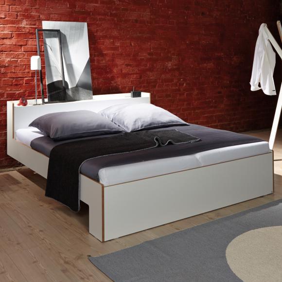 doppelbett mit stauraum preisvergleiche. Black Bedroom Furniture Sets. Home Design Ideas