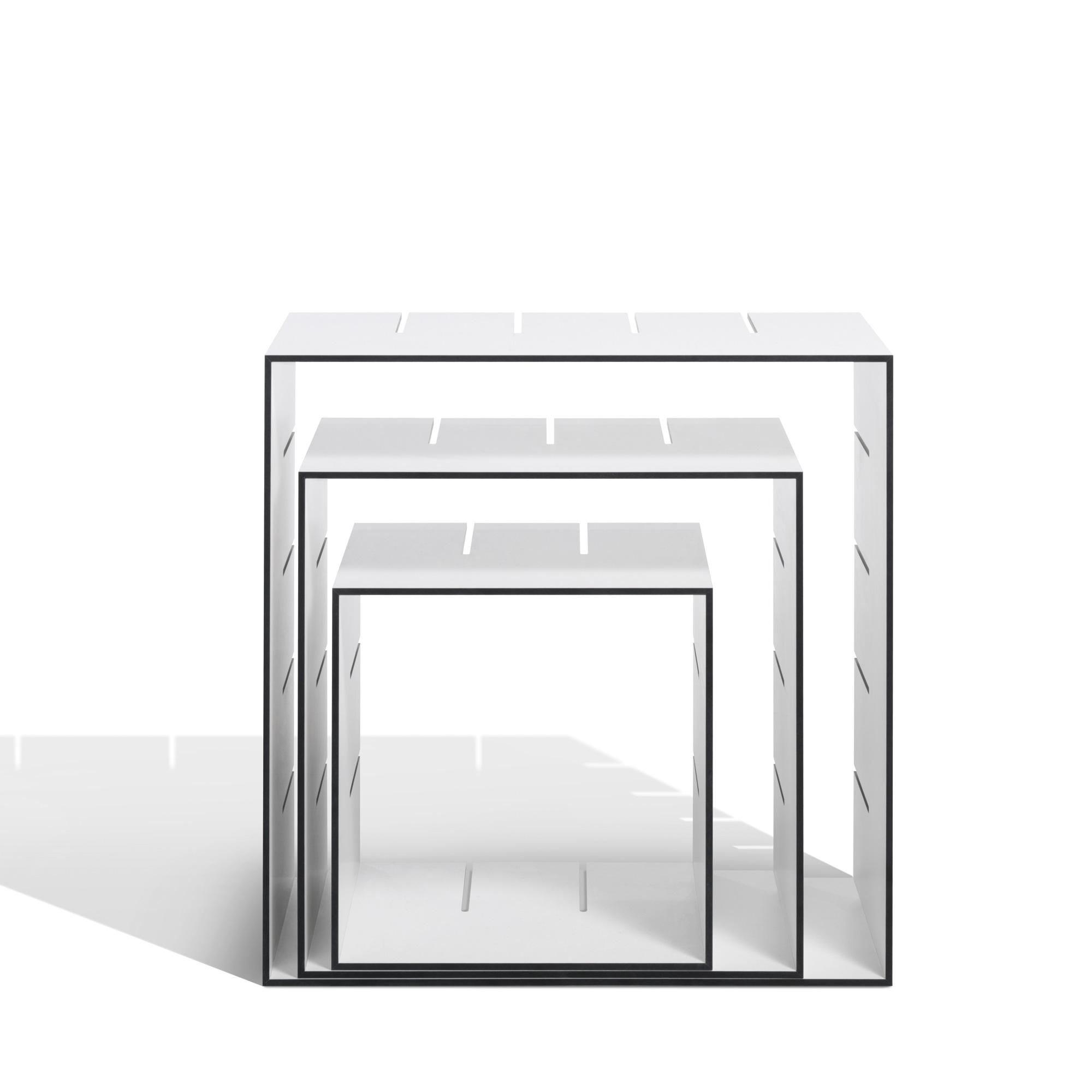 m ller konnex regal stecksystem 3er set kx200 200. Black Bedroom Furniture Sets. Home Design Ideas