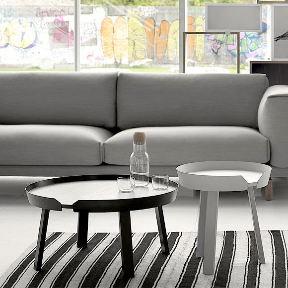 muuto around beistelltisch klein 10064 reuter onlineshop. Black Bedroom Furniture Sets. Home Design Ideas