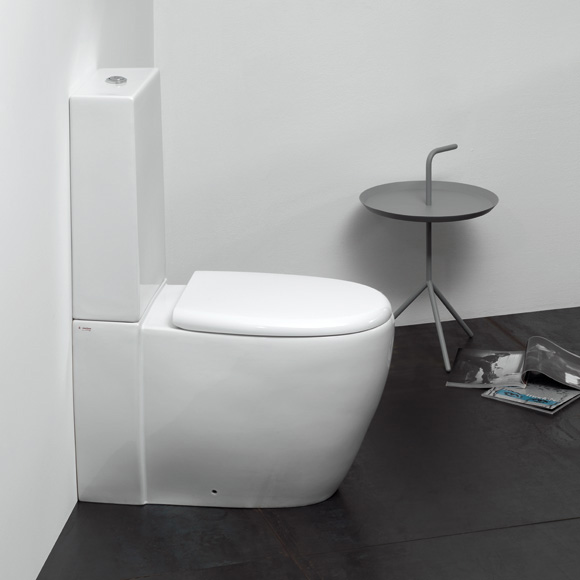 starck x stand wc kombination by duravit toilets. Black Bedroom Furniture Sets. Home Design Ideas