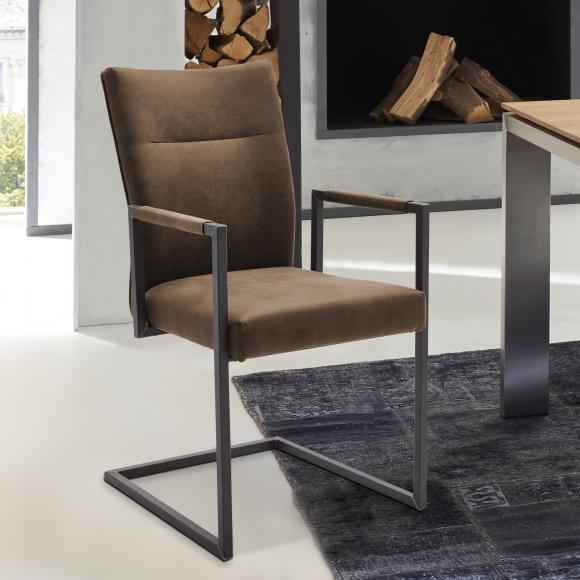 schwingstuhl mit armlehne preisvergleiche. Black Bedroom Furniture Sets. Home Design Ideas