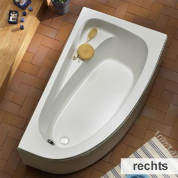 ottofond marina eck badewanne ausf hrung rechts 917001. Black Bedroom Furniture Sets. Home Design Ideas