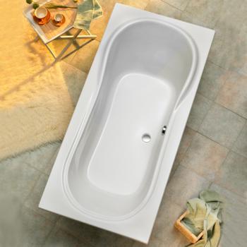ottofond palma rechteck badewanne ohne wannentr ger 919601 reuter onlineshop. Black Bedroom Furniture Sets. Home Design Ideas