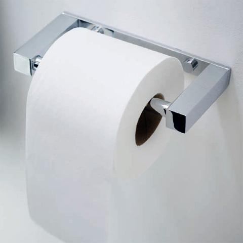 pomdor metric toilettenpapierhalter edelstahl 384001021 reuter onlineshop. Black Bedroom Furniture Sets. Home Design Ideas